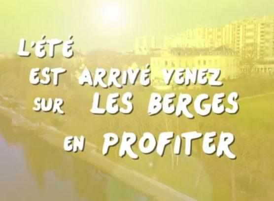 Venez profiter des berges de Seine cet été !