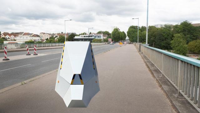 Radar avenue du 18 juin 40