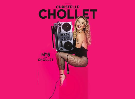 ANNULÉ_HUMOUR / MUSIQUE : CHRISTELLE CHOLLET