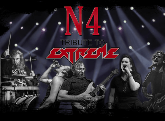 ANNULÉ_MUSIQUE : N4 – TRIBUTE TO EXTREME