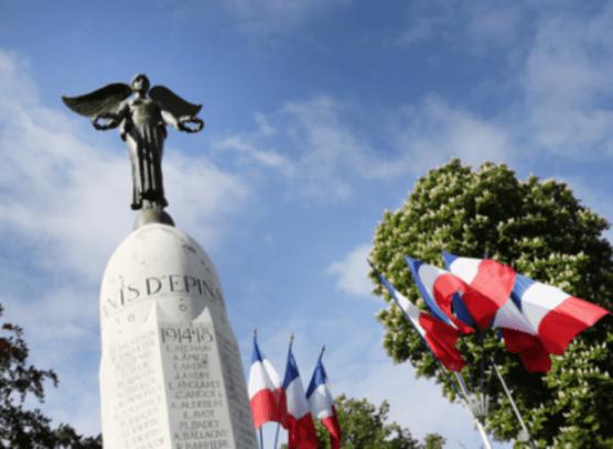 Une cérémonie à la mémoire des déportés
