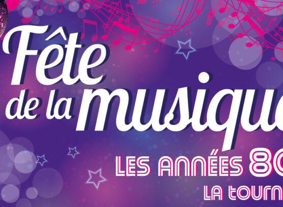 Vos idoles des années 80 fêtent la musique à Épinay !