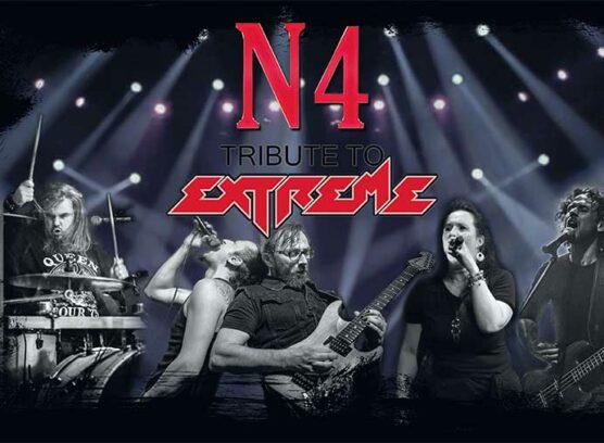 MUSIQUE : N4 – Tribute to Extreme + 1re partie : élèves du PMO