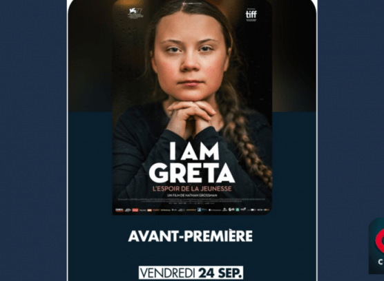 Ciné-débat autour du film documentaire « I am Greta »